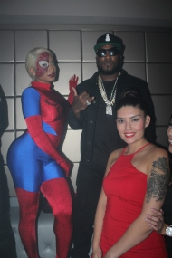 "Brooke Mackie and Jeezy - Photo Credit: (Eddy ""Precise"" Lamarre)"