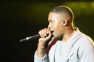 "Nas - Photo Credit: Eddy ""Precise"" Lamarre"
