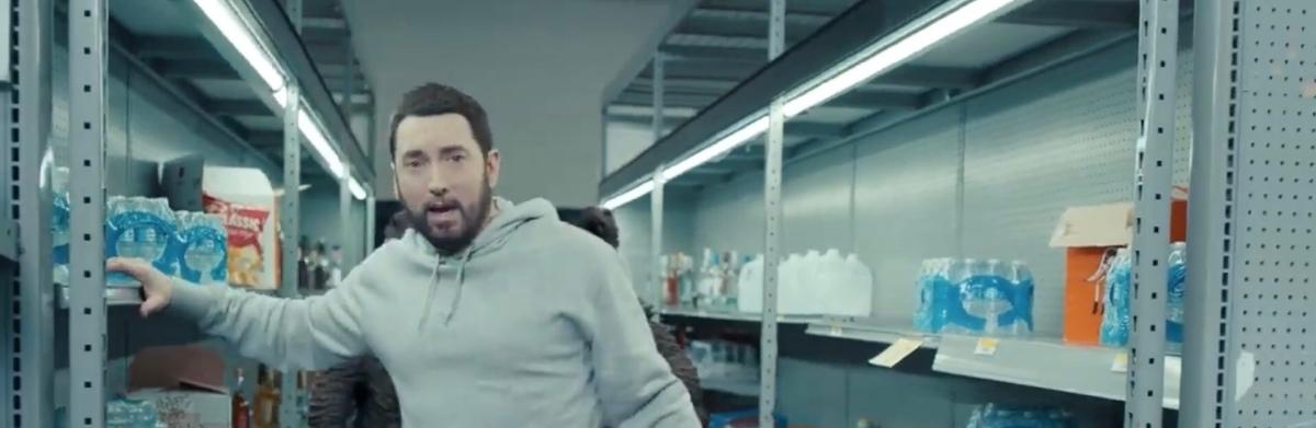 Eminem Godzilla Ft Juice Wrld New Video Precise